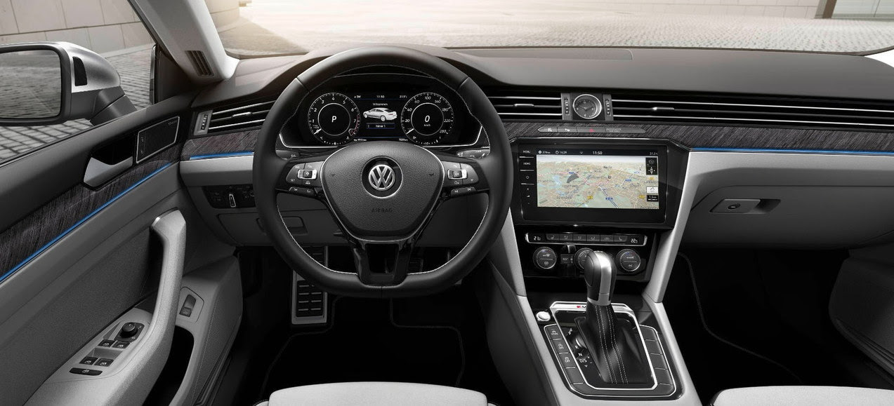 VW ARTEON 2018 6 1