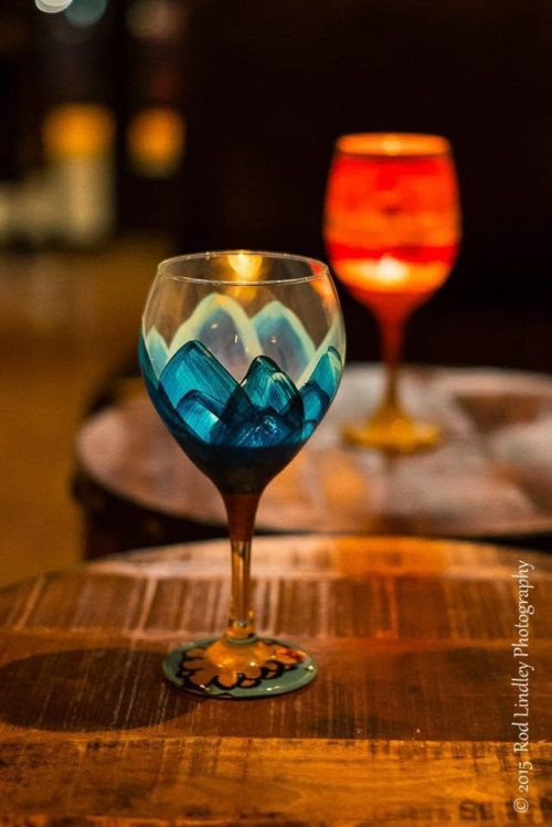Sip Paint Wine Glass Painting Class The Art Of Wine