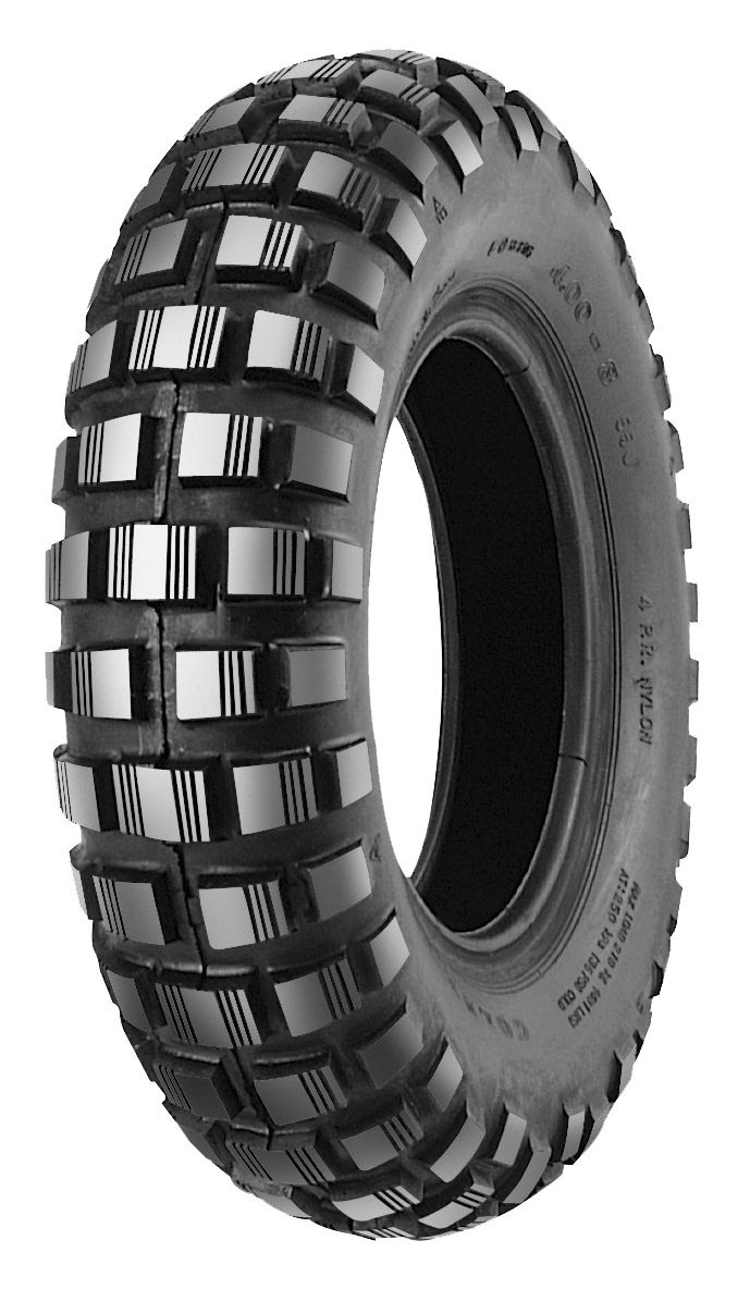 Shinko 421 Off Road Scooter Tires Revzilla