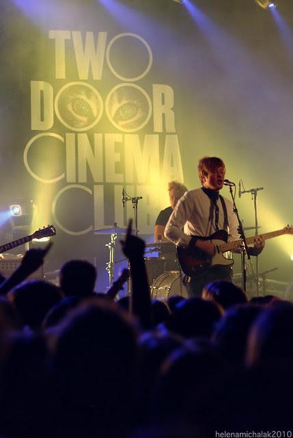 Two Door Cinema Club @ Billboard