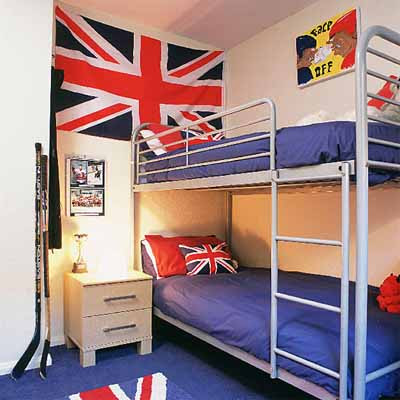 Kids Room Decoration on Kids Room Decorating  Floor Rug  Cushions And Wall Decoration