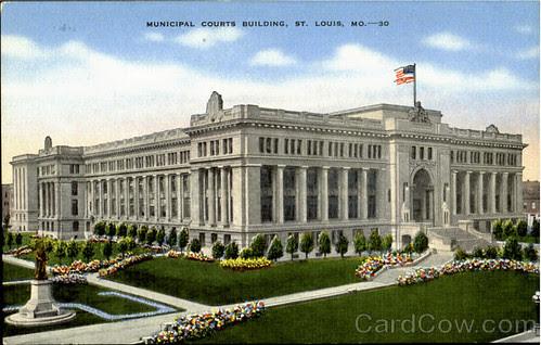 Municipal Courts Building St. Louis