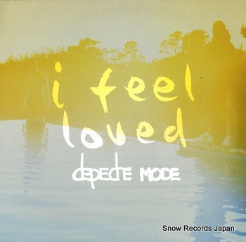 DEPECHE MODE i feel loved