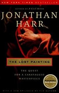 Lost Painting by Jonathan Harr book cover