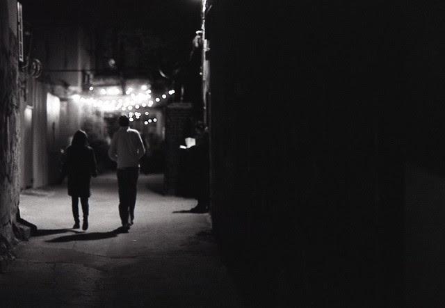 Couple Freeman's Alley, Lower East Side