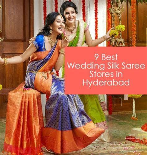 Kanjeevaram Silk Saree Stores in Hyderabad