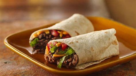 Burrito Recipes   BettyCrocker.com