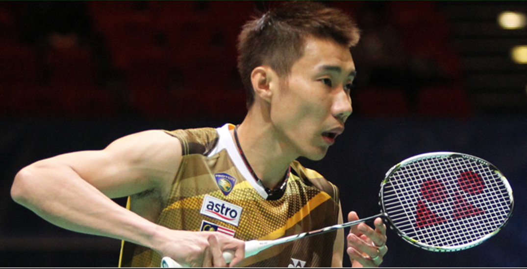 Badminton Players and Badminton Rackets ��� Part 01-Lee Chong Wei.
