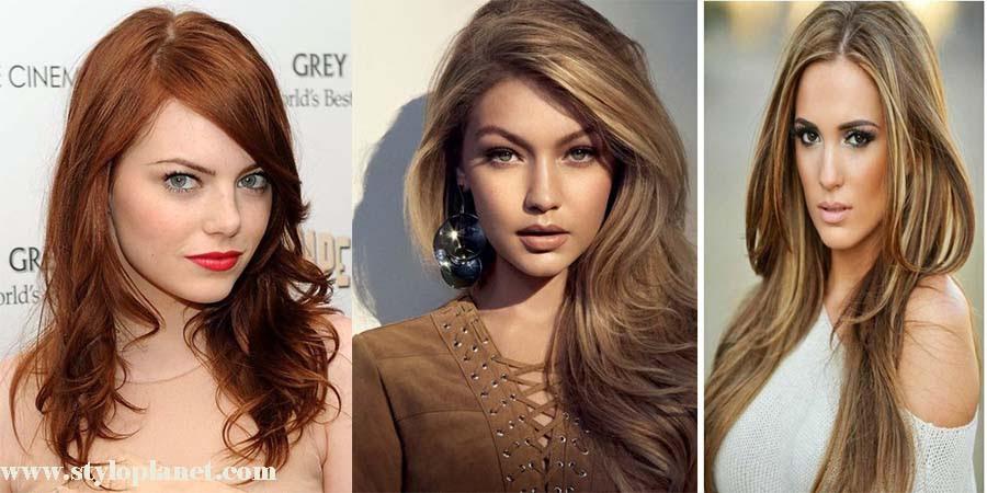 Top 10 Women Best Hair Color Trends Ideas Stylo Planet