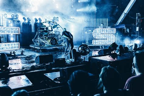 images technology concert stage special effects