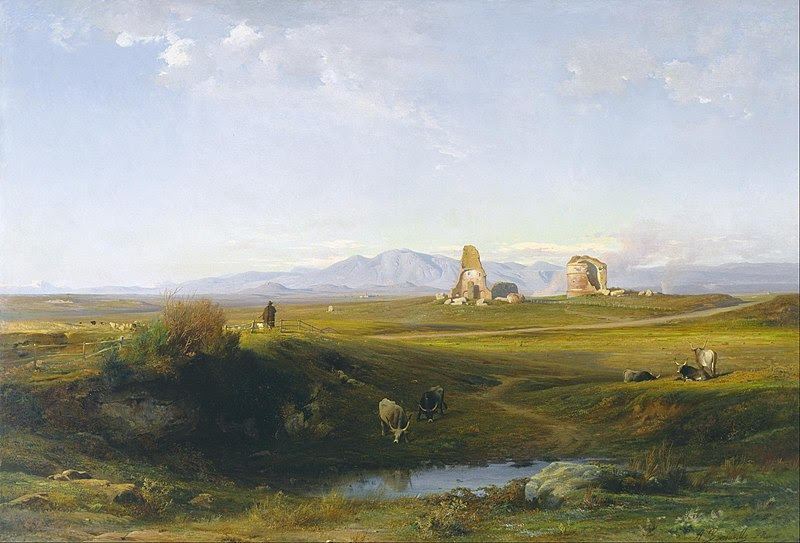 File:Jean-Achille Benouville - A View of the Roman Countryside - Google Art Project.jpg