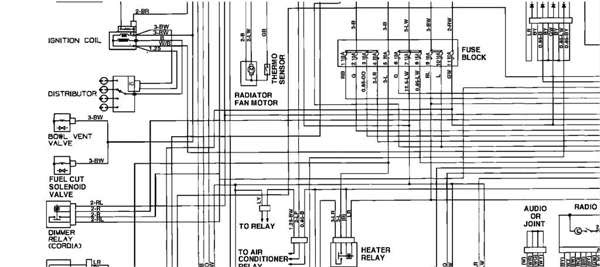 Vauxhall Astra Wiring Diagram