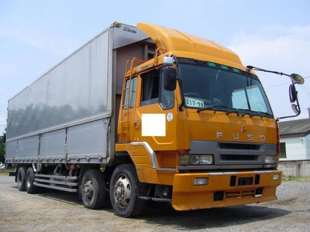 "IMCDb.org: 1990 Mitsubishi Fuso The Great in ""Power ..."