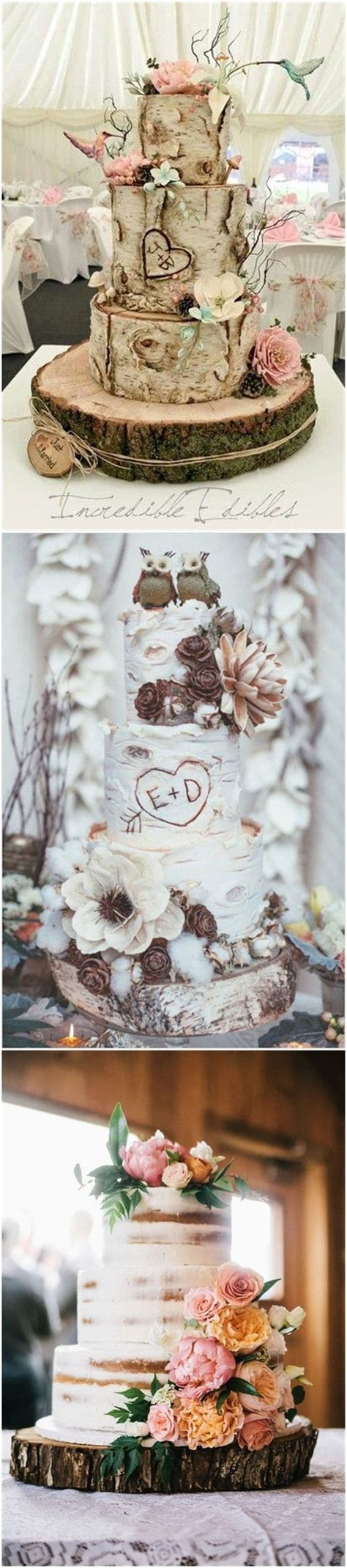 country wedding cakes ideas  pinterest