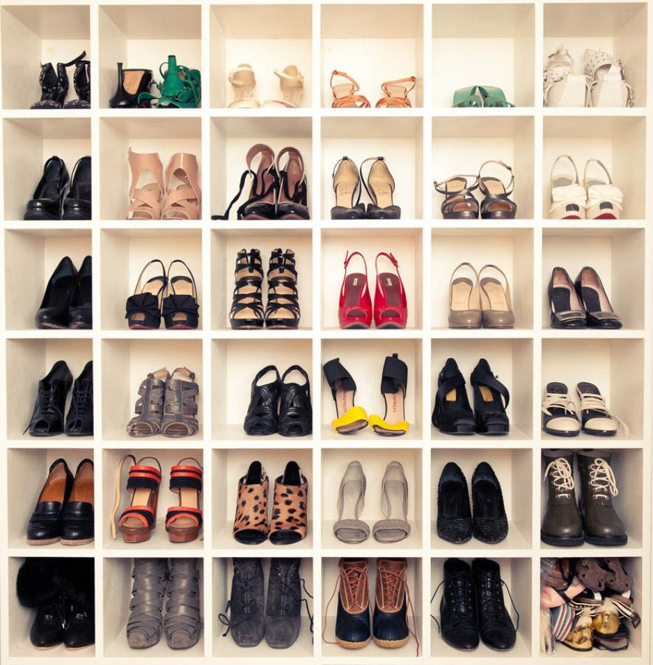 closet shoe storage ideas » Design and Ideas