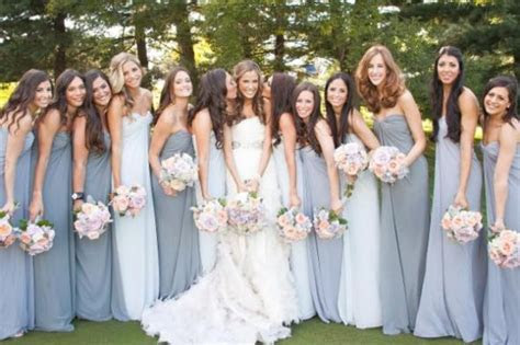 Charcoal Gray Bridesmaids dresses, what color shoes