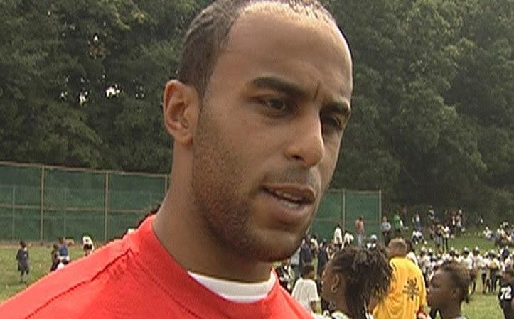 IMG WALTER REYES, Former Syracuse Running Back