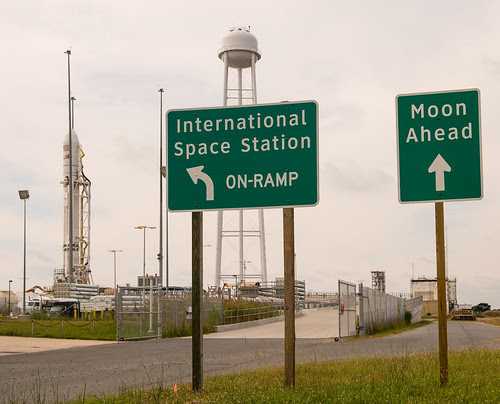 Antares Cygnus Cargo Resupply (201309160007HQ) by NASA HQ PHOTO