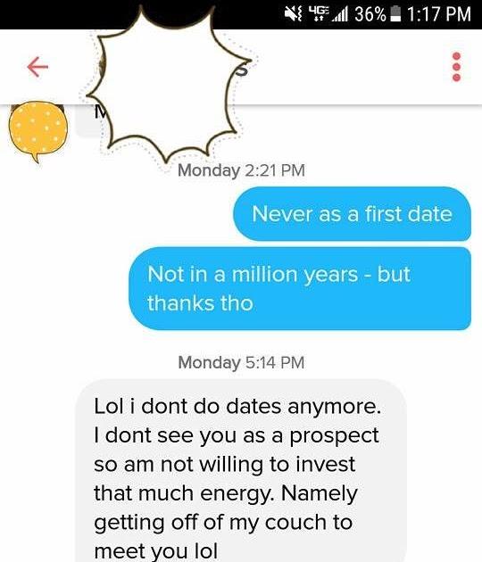 Single Vegas Girl: Tinder -