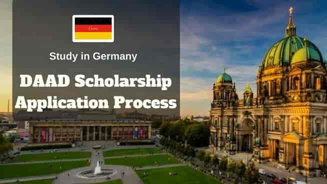 Daad Scholarship Germany