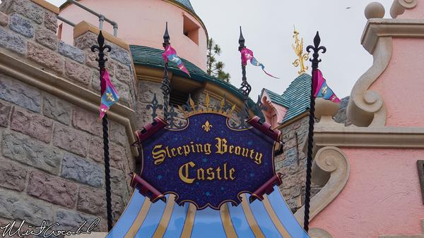 Disneyland Resort, Disneyland, Sleeping Beauty Castle, Walk Through