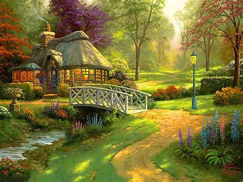 english cottage wallpapers tracy morgan