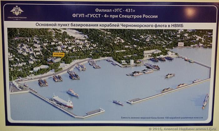 Resultado de imagen para base de Novorossiysk