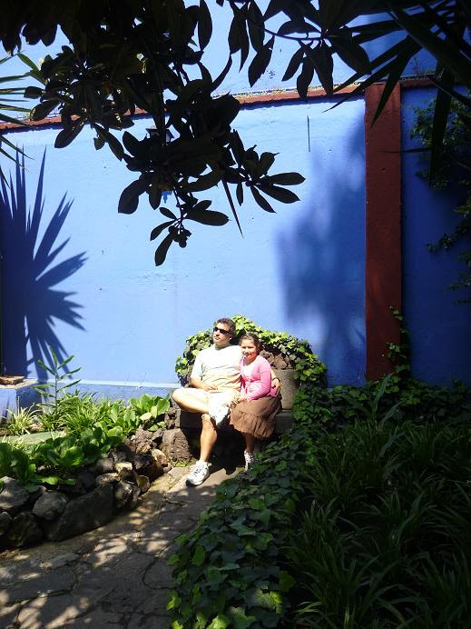 Frida Kahlos garden