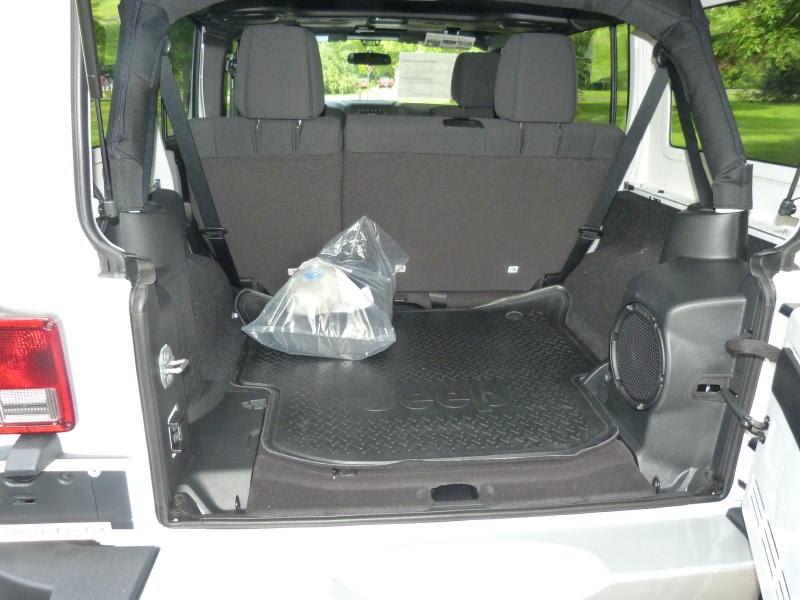 Review 2012 Jeep Wrangler Unlimited Sahara The Truth About Cars