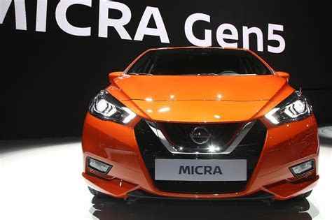 Boring to bold: next gen 2017 Nissan Micra unveiled by CAR Magazine