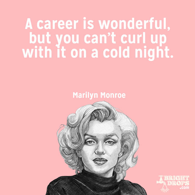 28 Beautiful Marilyn Monroe Quotes On Life Love Happiness