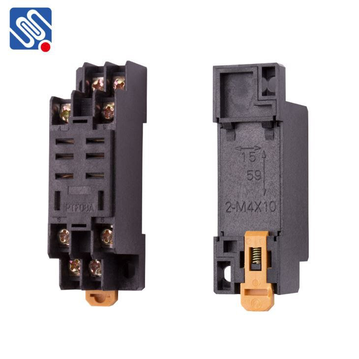 China 8 Pin Relay Base Diagram Manufacturers And Suppliers Factory Wholesale Meishuo Electric