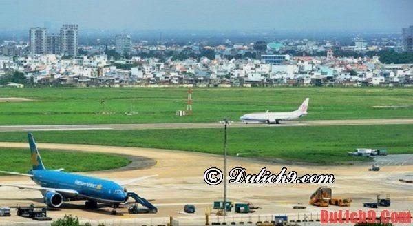 Top khách sạn gần sân bay Tân Sơn Nhất để bạn lưu trú mà không bị trễ chuyến bay do kẹt xe!