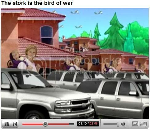 Stork video snapshot 1