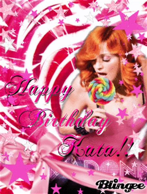 happy birthdaykata picture  blingeecom