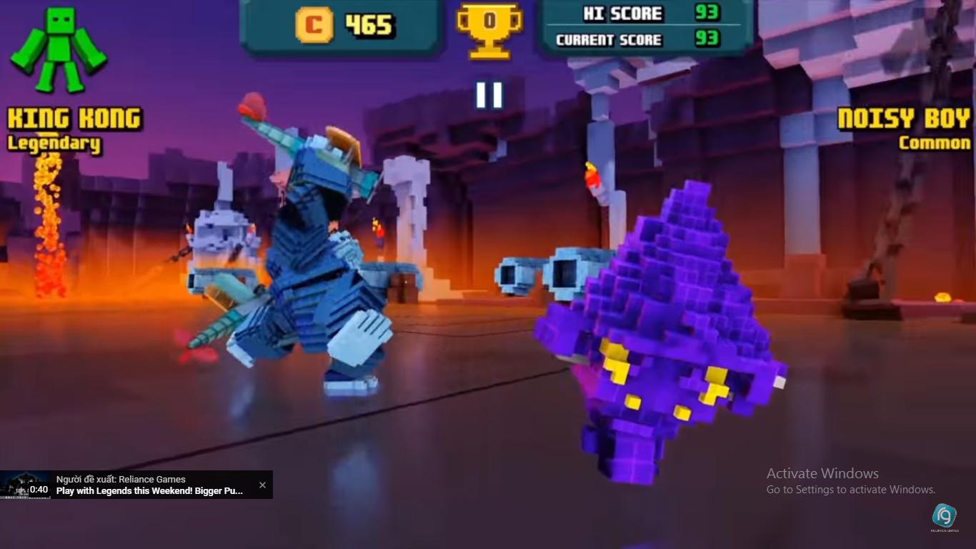 mod full game Super Pixel Heroes