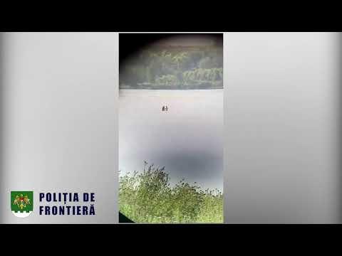 Doi bărbați din Tomai și Sărata Răzeși surprinși la pescuit cu plase în apele de frontieră
