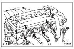 Toyota Rav4 Service Manual Fuel Injector 2az Fe Fuel