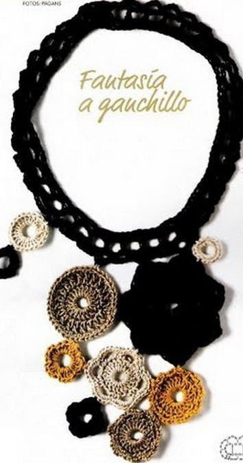 crafty jewelry: crochet pattern | make handmade, crochet, craft