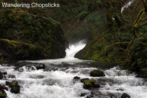 6 Bridal Veil Falls (Winter) - Columbia River Gorge - Oregon 5