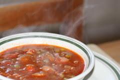 ham & butter bean soup