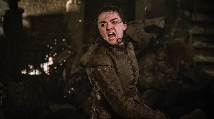 Arya Stark di Game of Thrones sangat kuat pesona seksualnya tapi juga membahayakan laki-laki