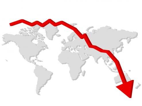 Recessão global: sinais de recaída