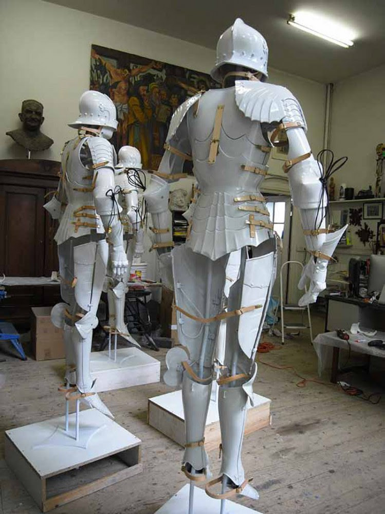 Porcelain Knights2