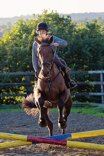 Jumping Tex