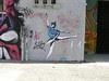 DEDE Confidential Graffiti in Tel Aviv
