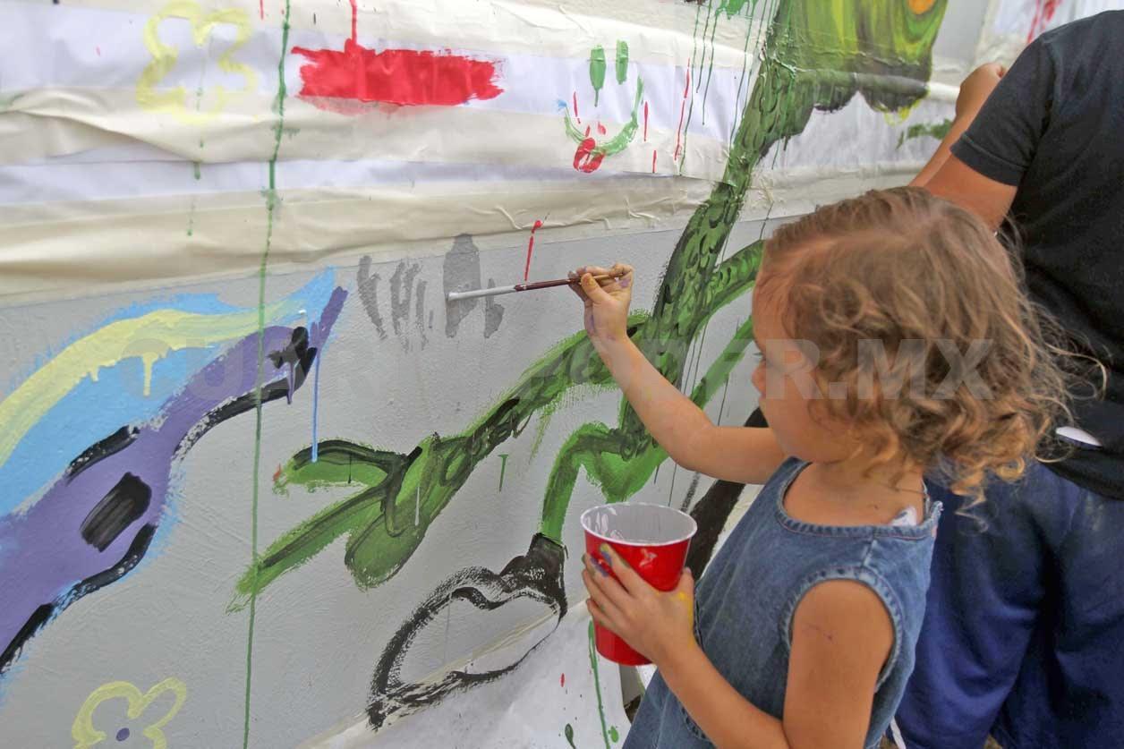 Inicia Programa Pinta Tu Mural