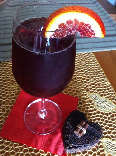 Bleeding Hearts cocktail