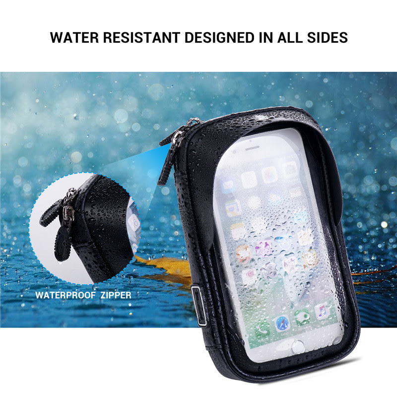 Waterproof Bike Phone Holder - FREE Shipping