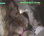 Michelle Batista nua na 2ª temporada da serie O Negocio